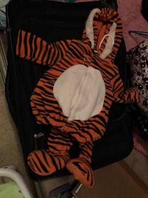0-6 tiger costume for Sale in San Jose, CA