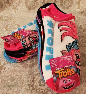 Girls Trolls Socks size Medium for Sale in Las Vegas, NV