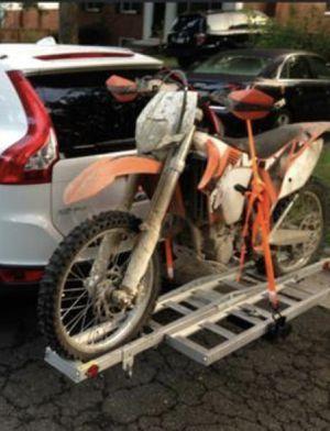 Motorcycle carrier (600 lbs) for Sale in Alexandria, VA