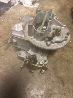 Motor craft D3PF FB A3A 12 Two barrel carburetor for Sale in Florissant,  MO