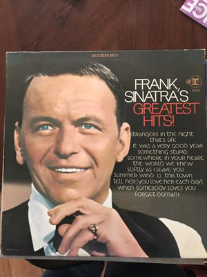Frank Sinatra's greatest hits for Sale in Boynton Beach, FL