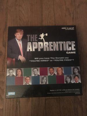 The Apprentice Game for Sale in Grosse Pointe Park, MI