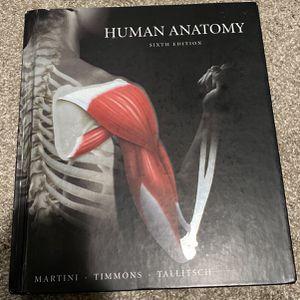 Human Anatomy 6th for Sale in Vista, CA
