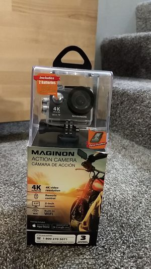 Maginon Action Camera for Sale in Apple Valley, MN