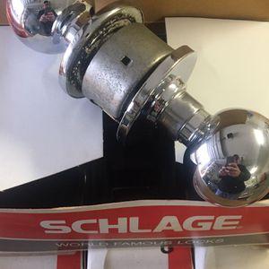 Schlage Chrome Door Locks for Sale in Rockwall, TX