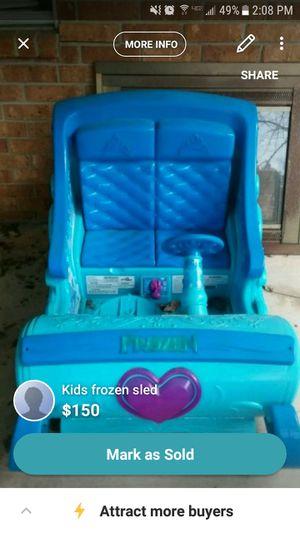 Frozen kids toy for Sale in Pine Prairie, LA