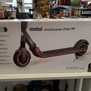 BRAND NEWSEGWAY NINEBOT EKICKSCOOTER ZING E12 GRAY ELECTRIC KICK SCOOTER for Sale in Norwalk, CA