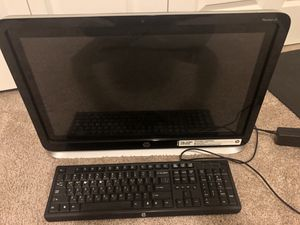 Free computer HP Pavillion 21 PC for Sale in Fircrest, WA