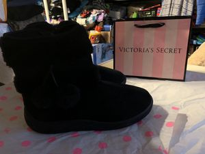Size 2 girl boots new for Sale in Palmdale, CA