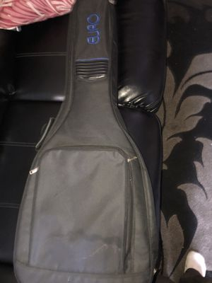 Chateau Acoustic Guitar With Guitar Case for Sale in City of Industry, CA