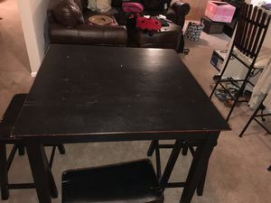 Table & chairs for Sale in Douglasville, GA