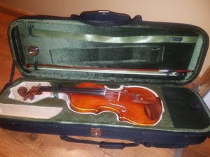 Violin, case and bow for Sale in Waterbury, CT