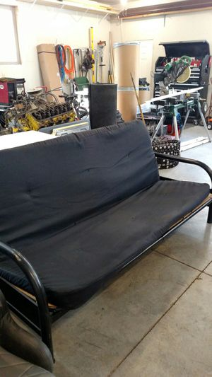 Queen size futon for Sale in Three Lakes, WI
