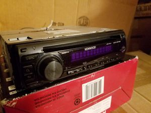 Kenwood CD radio receiver for Sale in Chino Hills, CA