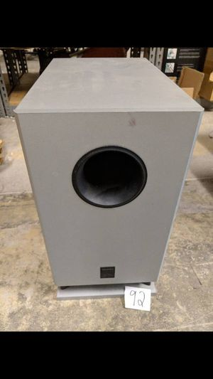 Onkyo Subwoofer for Sale in San Diego, CA