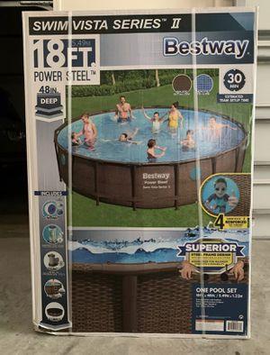 "Swimming Pool 18'x48"" for Sale in Dunwoody, GA"
