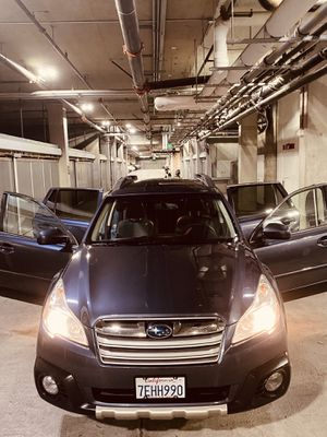 2014 SUBARU OUTBACK 2.5i Limited Wagon 4D for Sale in San Francisco, CA
