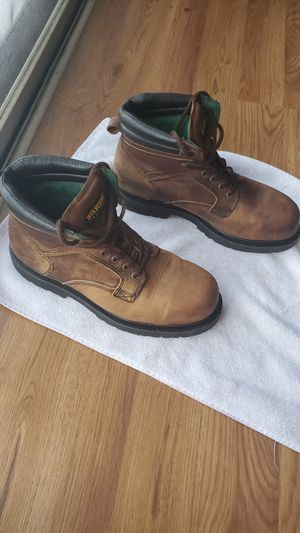 Wolverine Durashock Boots ANSI Z41 PT91 used for Sale in Palatine, IL