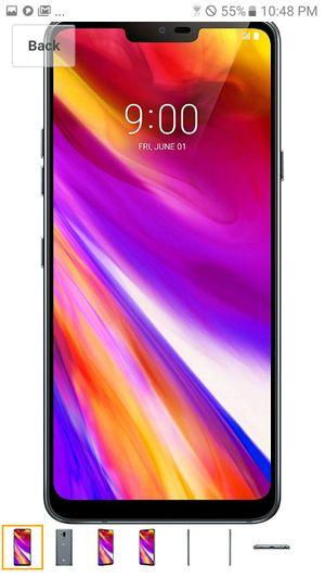 "LG Electronics G7 ThinQ - 6.1"" Screen - 64GB - Aurora Black for Sale in Grand Island, NE"