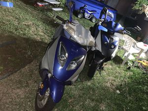 Two 150cc Scooters for Sale in Homestead, FL