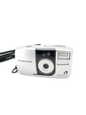 Endeavor Fujifilm 210ix Zoom APS Point & Shoot Film Camera with Case for Sale in Citrus Springs, FL