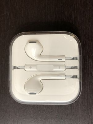 New Authentic Apple 3.5mm Earbuds iPhone 6S and Older for Sale in Nashville, TN