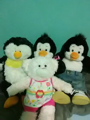 Ganz and build a bear for Sale in Marysville, OH