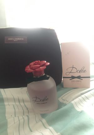 Dolce &Gabbana perfume for Sale in Rosemead, CA