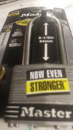 Master Lock padlock for Sale in San Diego, CA