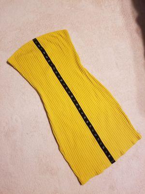 Yellow mini dress for Sale in Dallas, TX