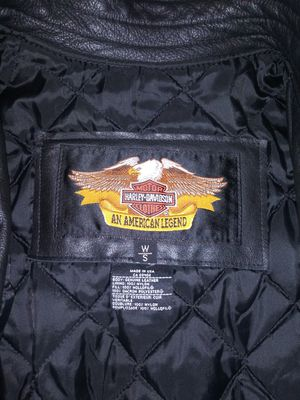 Woman Harley-Davidson Jacket for Sale in Fort Worth, TX
