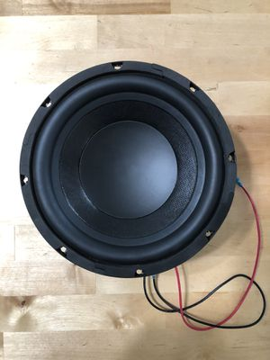 Polk audio 8 inch replacement Subwoofer for Sale in Stockton, CA