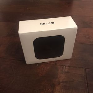 Apple TV 4K - 64GB for Sale in Houston, TX