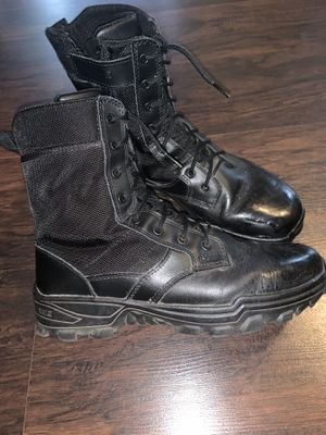 5.11 boots for Sale in Wildomar, CA