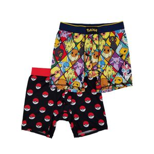Pokemon Men's 2 Pack Eeveelitions & Pokeballs Boxer Briefs for Sale in Los Angeles, CA