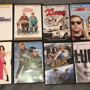 DVD Movies for Sale in Sacramento, CA