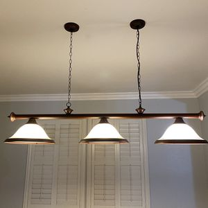 Pool Table Light Fixture for Sale in Corona, CA