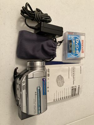SONY CAMCORDER for Sale in Tempe, AZ
