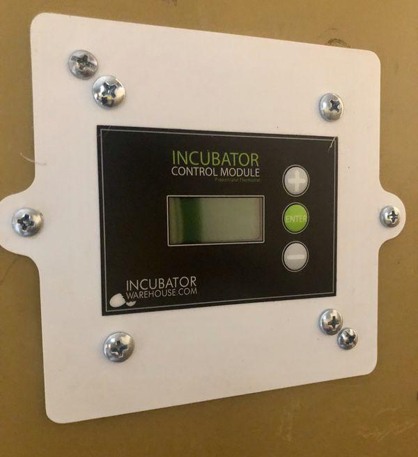 GQF Hatcher Incubator
