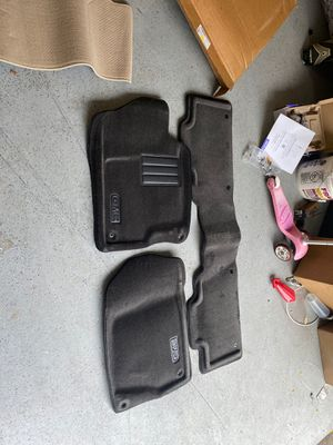 Gmc seirra floor mats. for Sale in Lacey, WA