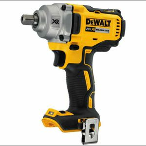 DEWALT 20-Volt MAX XR Lithium-Ion Brushless Cordless 1/2 in. Impact Wrench with Detent Pin Anvil (Tool-Only) for Sale in Stickney, IL