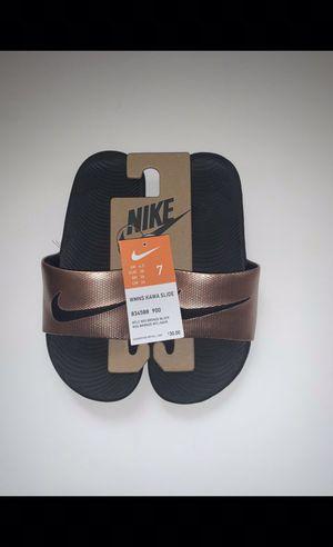 Nike slides for Sale in Bellflower, CA
