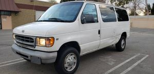 2000 FORD ECONOLINE E350 VAN for Sale in Los Angeles, CA