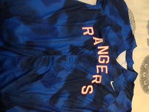 Texas Rangers ODOR Sz L for Sale in Irving, TX