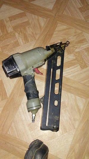 Porter nail gun for Sale in Goodyear, AZ