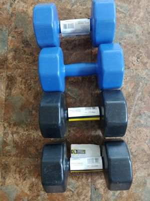 Weights. Set of four. for Sale in Waxahachie, TX