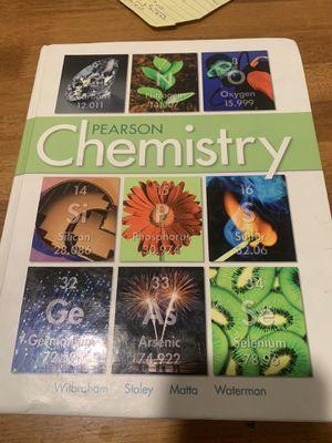 Pearson Chemistry for Sale in Pico Rivera, CA