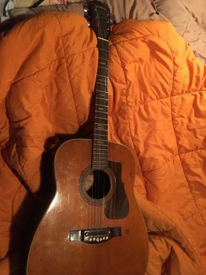 Fender acoustic guitar for Sale in Dry Prong, LA