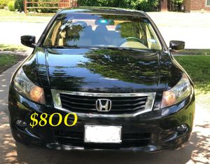 ✅✅❇️URGENTLY $8OO I sell my family car 2OO9 Honda Accord Sedan EX-L Runs and drives great.Clean title!!✅❇️❇️ for Sale in Port St. Lucie, FL