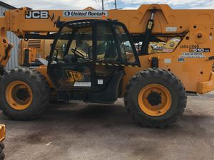 2012 JCB 10k capacity 50ft reach forklift for Sale in Chicago, IL